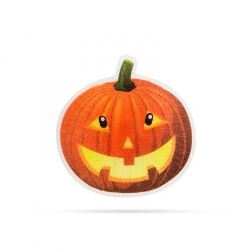 Halloween-i RGB LED dekor - öntapadós - tök