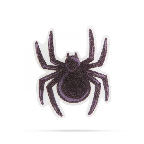 Halloween-i RGB LED dekor - öntapadós - pók