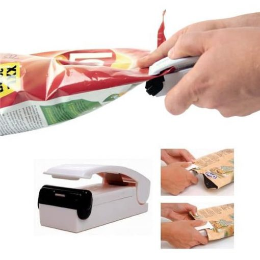 Mini kézi elemes fóliahegesztő