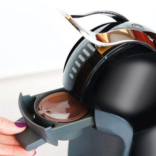 Dolce Gusto 5 darabos újratölthető műanyag kávékapszula