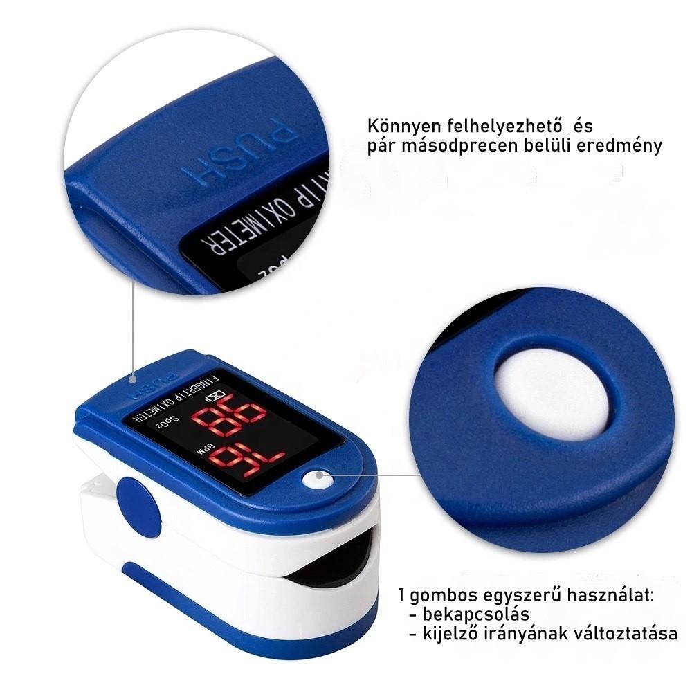 Miért jó véroxigénszint és pulzusmérő?