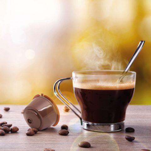 Dolce Gusto környezetbarát, újratölthető kávékapszulák