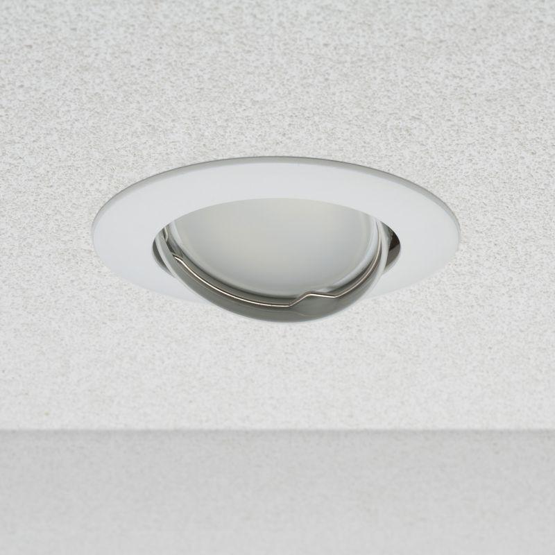 Spot lámpatest