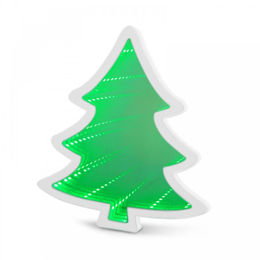 LED varázstükör - mini karácsonyfa