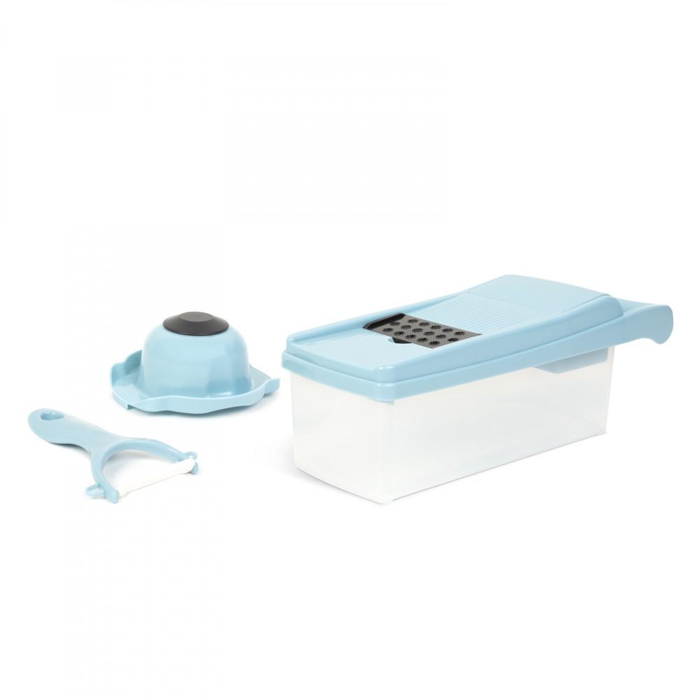 Multifunkciós konyhai szeletelő / aprító készlet