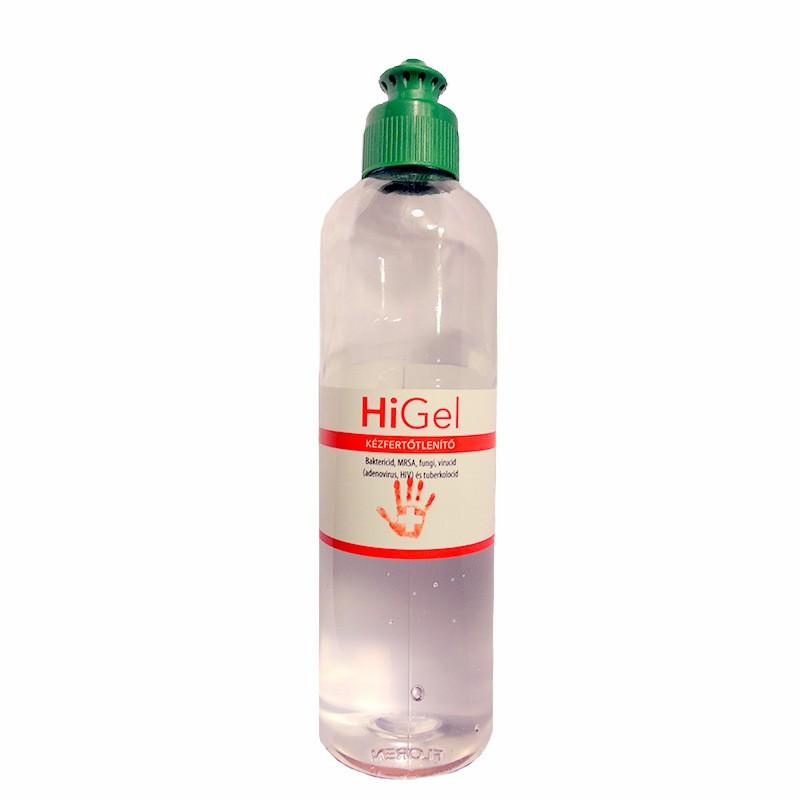 Hi-Gel 300ml-es kézfertőtlenítő gél